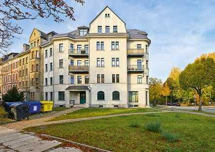 vermietete Eigentumswohnung in Chemnitz