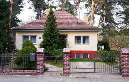 Komfortables lichtdurchflutetes Einfamilienhaus im grünen Süden Berlins