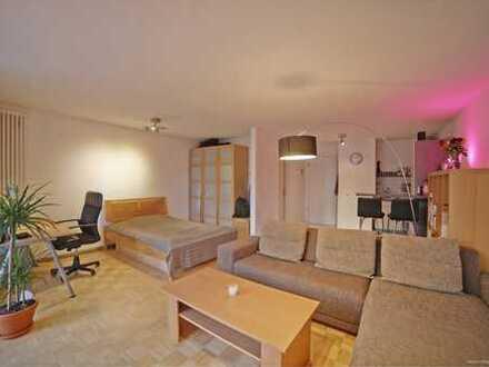 München-Sendling! Ruhig gelegenes 1,5-Zimmer-Appartement mit Balkon in sehr gepflegter Wohnanlage.