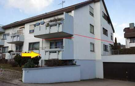 +++ 3-Zimmerwohnung + Garage + Stellplatz +++