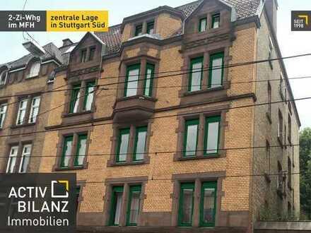 Schöner Altbau in Stuttgart Süd mit bester Infrastruktur