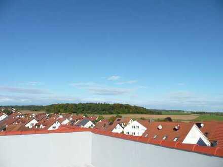 Sonnige und hochwertige 2-Zimmer-Wohnung in grüner Wohnlage!