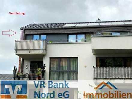 VERMIETUNG -3-Zimmer-Wohnung im 2. Obergeschoss mit großer Dachterrasse-