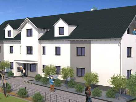 Exklusive **Neubau / Erstbezug** 3-Zimmer-Wohnung **traumhafte Wohnlage** toller Balkon