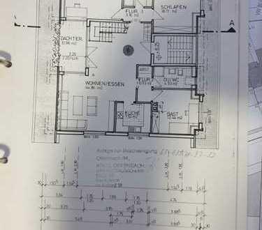 Attraktive 6-Zimmer-Dachgeschosswohnung mit Dachterrasse in Mühlheim am Main