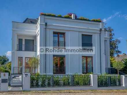 Naturnahes Wohnen in einer exklusiven Haushälfte zur Havel in Berlin-Wilhelmstadt - Mietpreis VB