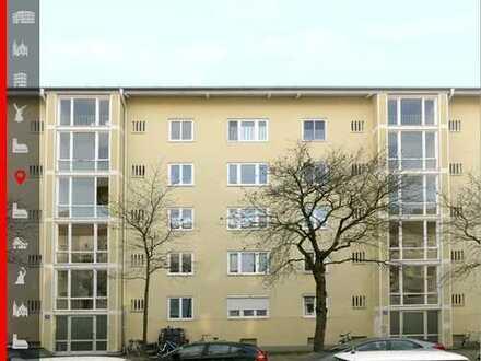 Eigennutzung oder Kapitalanlage: 3-Zimmer-Wohnung zwischen Hirschgarten und Westpark