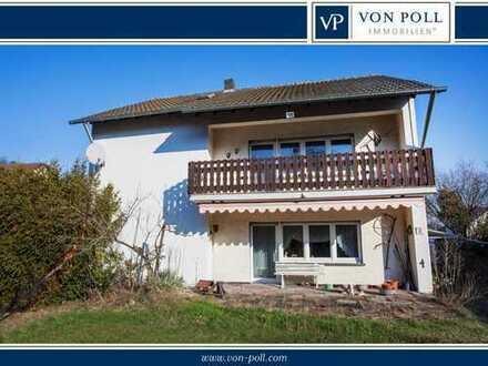 Erweiterbares Familienhaus in bester Lage Dreieichenhain