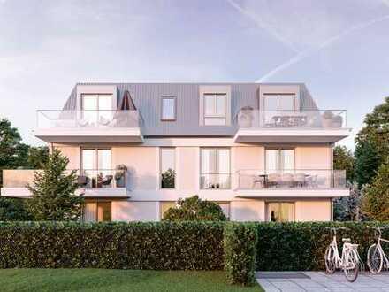 Für ein besonderes Lebensgefühl: Familienwohntraum mit idealem Grundriss + 2 Balkonen in Harlaching