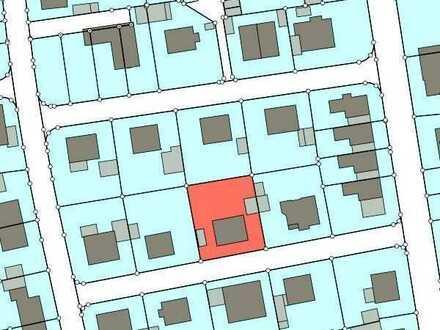 SCHÖNES GRUNDSTÜCK IN EIBACH mit Einfamilienhaus - in zentraler, ruhiger Lage