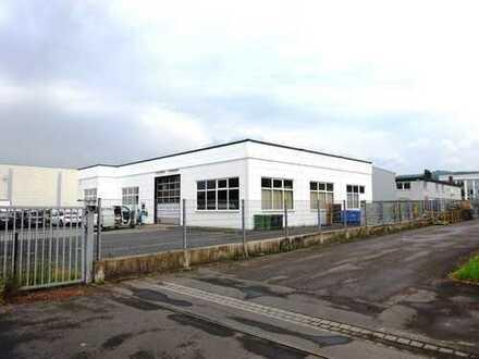 Helle, moderne Halle für Produktion, Bad Honnef / Rheinbreitbach, im gut gelegenen Gewerbegebiet