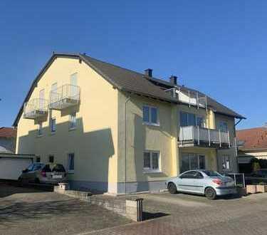Helle, moderne Dachgeschosswohnung in ruhiger Lage, Riegelsberg