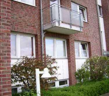 Gepflegte 3-Zimmer-EG-Wohnung mit Balkon in Hannover