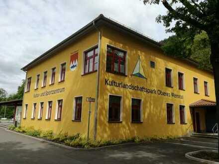 Gaststätte in Vachdorf, 2009 grundhaft saniert - beste Lage zwischen Werra und Werratalradweg