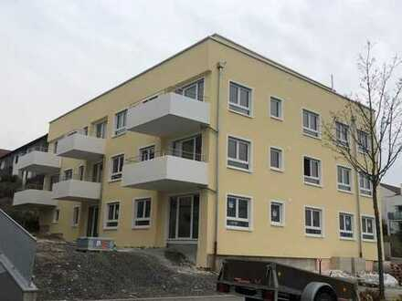 Neubauwohnungen in Leonberg/Ezach (2-5 Zi.)