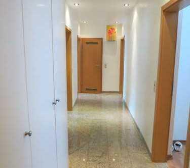 Wohnung in zentraler Lage und dennoch mit großem Erholungswert!