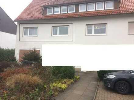 Erstbezug nach Sanierung: schöne 2-Zimmer-Wohnung mit gehobener Innenausstattung in Bielefeld