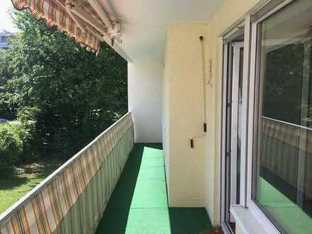 Geräumige und helle 3-Zimmer-Wohnung in Memmingen
