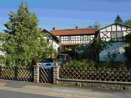 Garten - Wohnung in Lendershausen/ Unterfranken