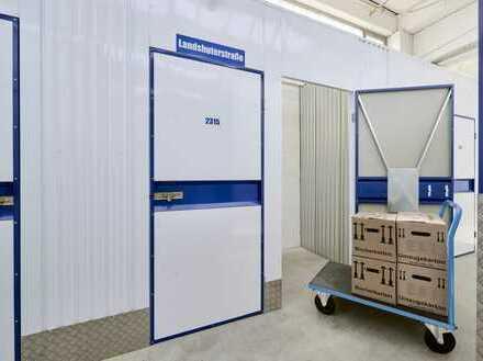 Lagerraum, Lagermöglichkeiten, Selfstorage - sauber, sicher, frostfrei