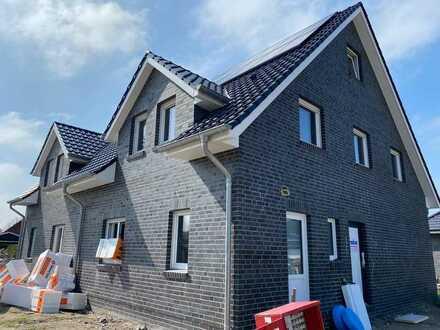 Doppelhaushälfte Bj 2021, Erdwärme, Solar, KFW 40 +