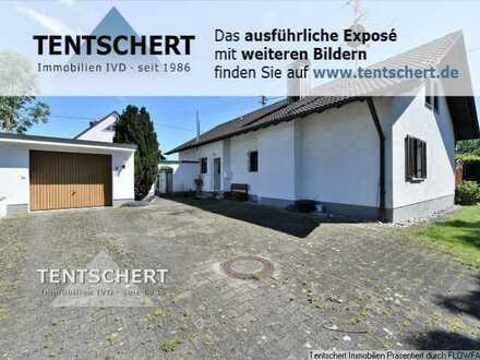 Vermietetes Einfamilienhaus - ruhige Lage, sonniges Grundstück