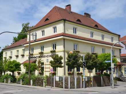 Gaststätte - Pension - Mietwohnungen