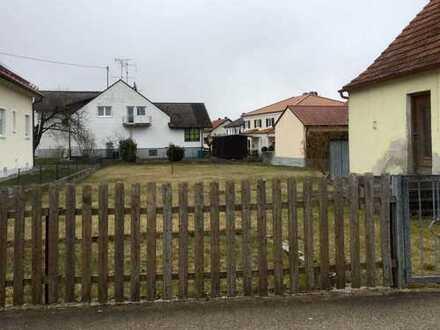Großzügiges Grundstück in Geisenfeld: Ideal für EFH, DH, MFH