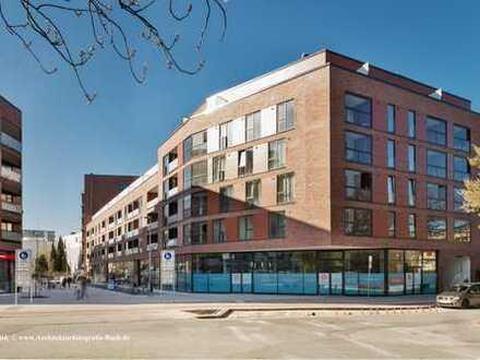 Neubau-Ladenfläche im neuen Zentrum von Bramfeld - ideal für ein Bäckerei-/Café-Konzept!