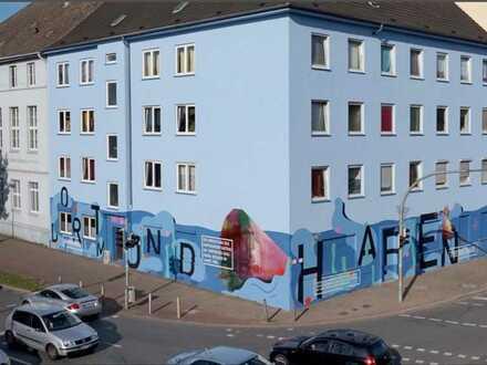 ETW im Haus der Künstlerischen Gestaltung am Tor zum Hafenviertel
