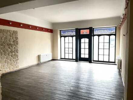 140 m² für Einzelhandel, Tanzschule, Sportkurse