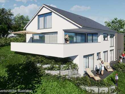 Einfamilienhaus in Waldstetten mit großem Grundstück