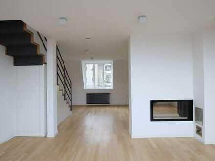 Luxus Penthouse auf 2 Etagen mit Dachterrasse am Sendlinger Tor