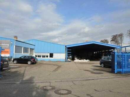 Gewerbeobjekt ca. 2.060 m² in Willstätt - zu verkaufen