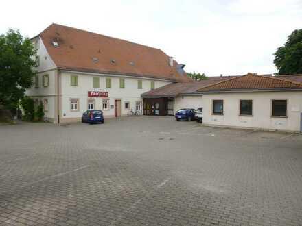 Gewerbliche Lagerhalle - ca. 100 m², beheizbar