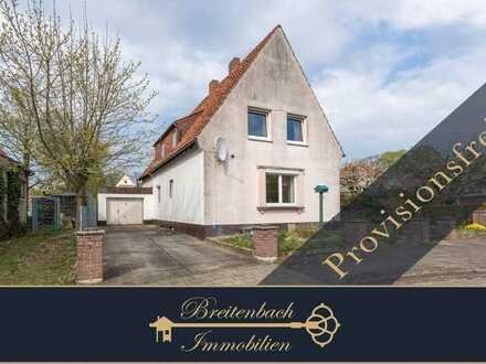 Bremen - Lüssum-Bockhorn • Großes Zweifamilienhaus in einer ruhigen Sackgassenstraße