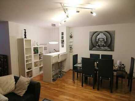 Moderne Maisonettewohnung mit top Anbindung in ruhiger Lage
