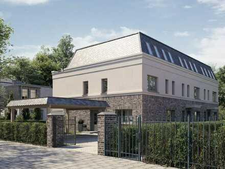 Townhaus 1 - Leben im Grünen und der Alster so nah