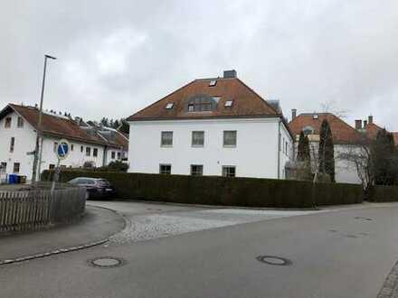 Gepflegte 1-Zimmer-Terrassenwohnung in Biessenhofen