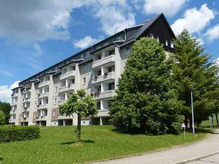 2-Raum-Wohnung mit Balkon!! Am Stadtpark in Geyer!!