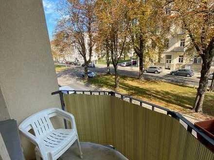 Gemütliches helles Appartement mit Balkon in Strießen/ Gruna