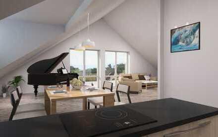 Flexibel gestaltbare 5-Zimmer DG-Wohnung in Gäufelden-Nebringen