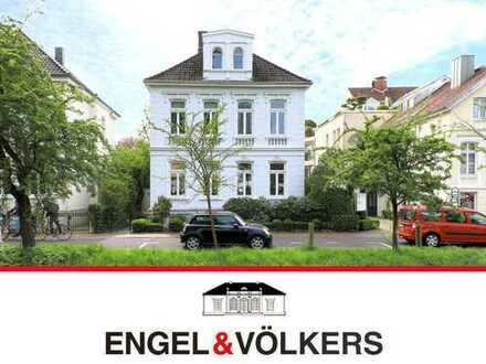 Würdevolle Villa im Dobbenviertel!