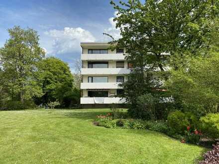 Große, helle 4-Zimmer-Wohnung in Mittelshuchting