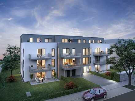 Helle, attraktive 2 Zimmer Wohnung mit großzügigem Balkon! Im Erbbaurecht!
