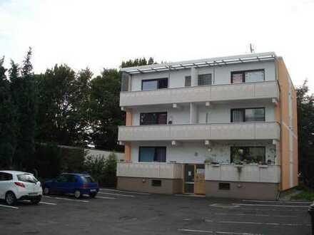renovierte 1 Zi-Wohnung mit Balkon