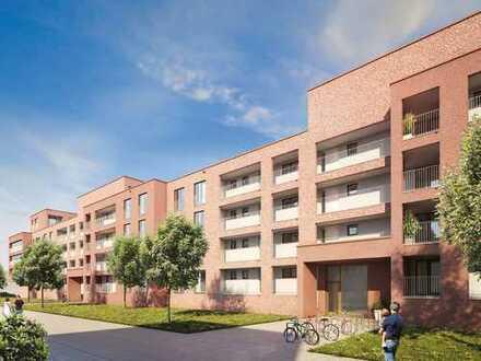 Traumhaft geschnittene 3-Zimmer-Wohnung mit schöner Terrasse!