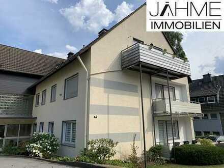 Renovierte Erdgeschoss-Wohnung mit 3-Zimmer, Balkon und Stellplatz in Ennepetal-Voerde zur Miete!
