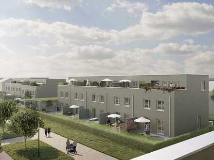 Reihenhaus mit ca. 175 qm Wohnfläche in Bamberg, Gaustadt