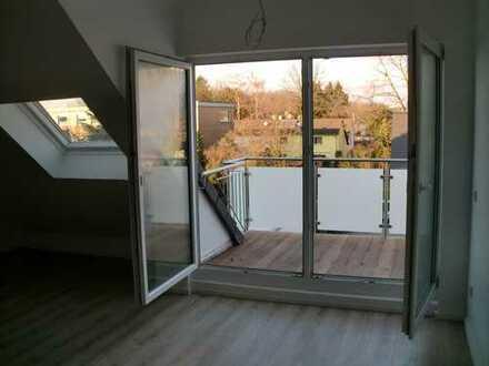 Exklusive, offene Maisonette-Wohnung mit 2 Balkonen in Wahnheide, Köln
